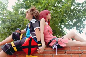-One sky. One destiny- by AriB-Rabbit