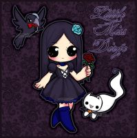 .:Gift: Miss Dirge:. by PhantomCarnival