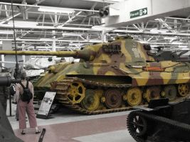Tiger II by pete-c-89