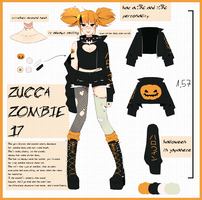Zucca reference by CHARIKO