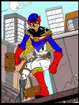 Legal Eagle: sidekick of American Justice by wonderfully-twisted