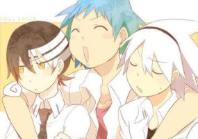 I am a soul eater drawer by SoulEaterDrawer