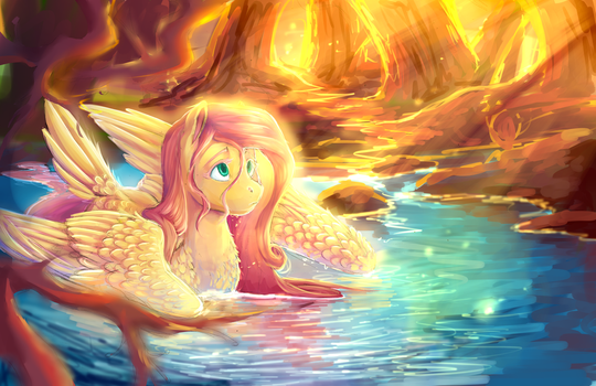 Quiet Place by Earthsong9405