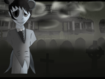 Suicide mouse and the palace of fallen dreams. by metalogre56