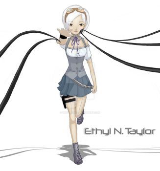 Ethyl N. Taylor by untitled512