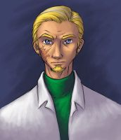 Doctor Roderick by evion