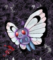 Butterfree by Axeltheone