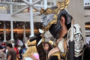 Anime Expo 2014 : Faces of Cosplay_0547 by JuniorAfro