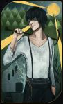Tyki Mikk - Tarot card (Human) by J-Melmoth