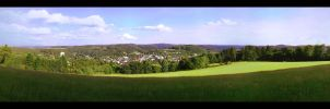 some place in germany by NicolasM