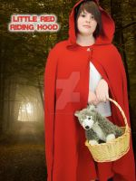 Little Red Riding Hood by Maddmatthias247