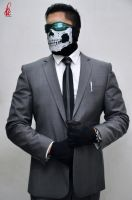 SUIT UP GHOST by faizan47