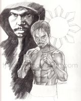 Manny Pacquiao by guinnessyde
