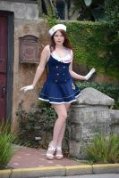 Sailor Girl Stock 8 by MelHeflin