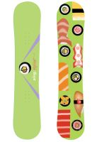 Sushi Time! Snowboard by Maglii