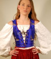 Reversible Bodice by EmeraldRose3
