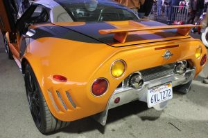 Business end of a Spyker by finhead4ever