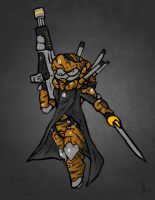 Infinity Hsien More Tiger by Yoblicnep