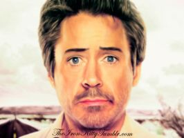 RDJPainting by SK-Manips
