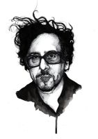 Tim Burton by ArnoGraphik