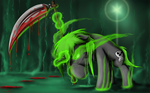 Fanart - MLP. Angry Radiation by jamescorck