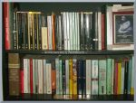 Bookshelves and Papercuts by BookReportsClub