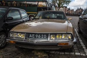 Citroen SM by BusterBrownBB