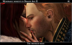 Moments of Dragon Age II by maqeurious