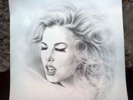 Pencil Portraits by shadagishvili