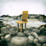chair on aSurf - Mandelbulb3D with Parameter by matze2001
