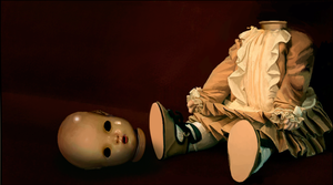 doll thing by JesusPie
