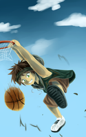 Dunk by totodos