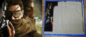 MGSV: The Phantom Pain Project - Update 017 by Snake-Fangirl