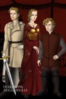 Lannisters 2 by Dragonartist10101