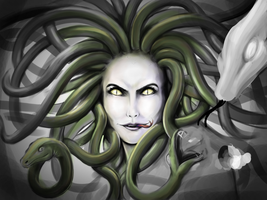 Medusa - work in progress by aandre311