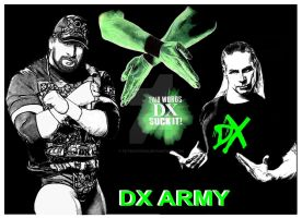 DX ARMY WALLPAPER by Patrick75020