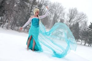 Icy Wind by EvieE-Cosplay