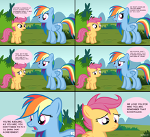 Scootaloo's Inability by Noah-x3