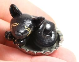 Mini Anubis Puppy by CatharsisJB
