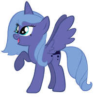 Filly Luna by Sergeplex