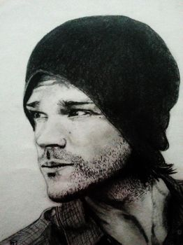 Jared with Beanie by sunshine102897