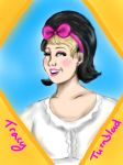 Tracy Turnblad by TheRandomPhangirl