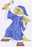 Magikoopa by Scatha-the-Worm