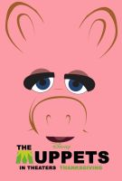 Muppets Mrs Piggy poster by SirToddingtonIII