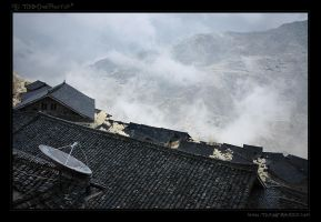 China Rooftops - inTouch by tisbone