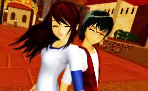 [MMD] Friendship ~Video~ by MrMario31095