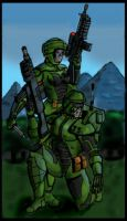Recon Rangers 09 by Andared
