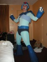 Mega Man X - MegaCon 2010 by dookieshed