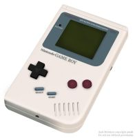 Nintendo Gameboy by JackMcIntyre