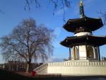 Peace Pagoda by SlidingWingz